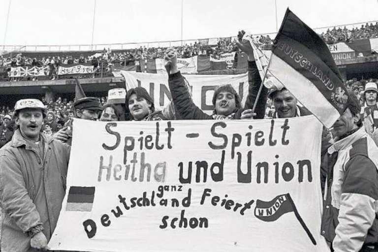 Τείχος του Βερολίνου και «Familienfest». Οι σχέσεις Χέρτα και Ουνιόν!