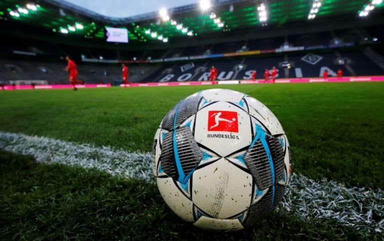 Bundesliga: Οι παίκτες τηρούσαν μέτρα κοινωνικής αποστασιοποίησης