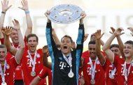 30 Titel und es geht immmer weiter für den FC Bayern! Στην τετράδα η Γκλάντμπαχ, στα μπαράζ η Βέρντερ!