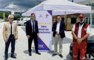 Tο πρώτο drive through testing κορονοϊού στην Ελλάδα θα λειτουργήσει στην πόλη της Ξάνθης!(+video)
