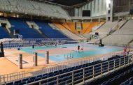 Video: Έτσι στήθηκε ο αγωνιστικός χώρος του ΟΑΚΑ για τα ημιτελικά της Volley League!