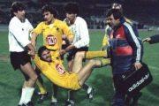 Ελληνικό ποδόσφαιρο. Οποιος… κατουράει στη θάλασσα, το βρίσκει στο αλάτι!
