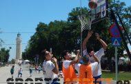 Photos: Χόρτασαν μπάσκετ μικροί & μεγάλοι φίλοι του Εθνικού στο τουρνουά 3on3!