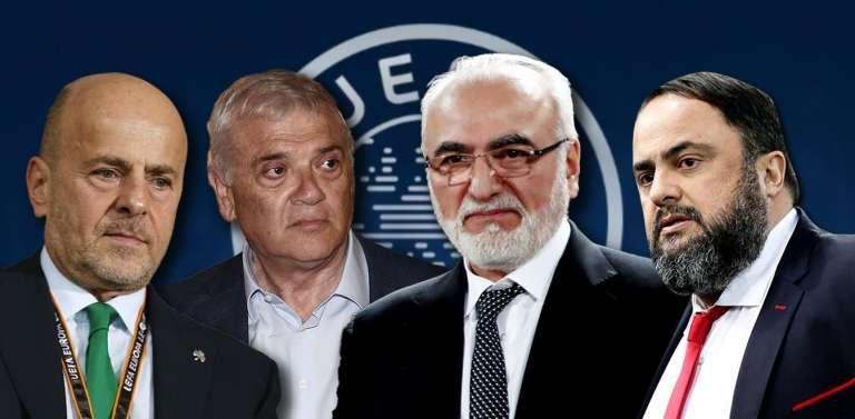 Η UEFA βάζει τους Big-4 να αποφασίσουν για τον νέο αρχιδιαιτητή!