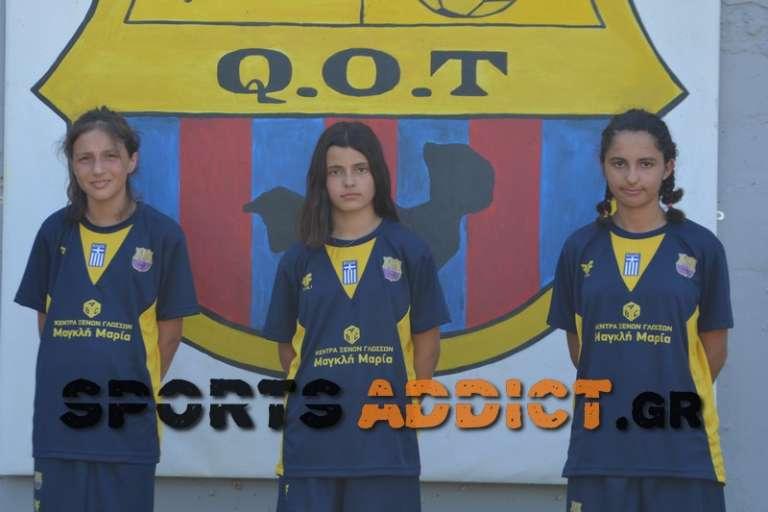 Επενδύουν στο μέλλον οι Βασίλισσες της Θράκης με την προώθηση 3 κοριτσιών της Ακαδημίας στην πρώτη ομάδα