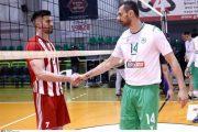 Volley League: Ολυμπιακός - Παναθηναϊκός στους τελικούς για 1η φορά μετά το 2010!