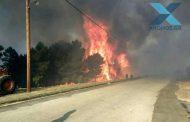 Πυρκαγιά κοντά στις Σάπες, εκκενώνεται ο οικισμός Ποντίων!