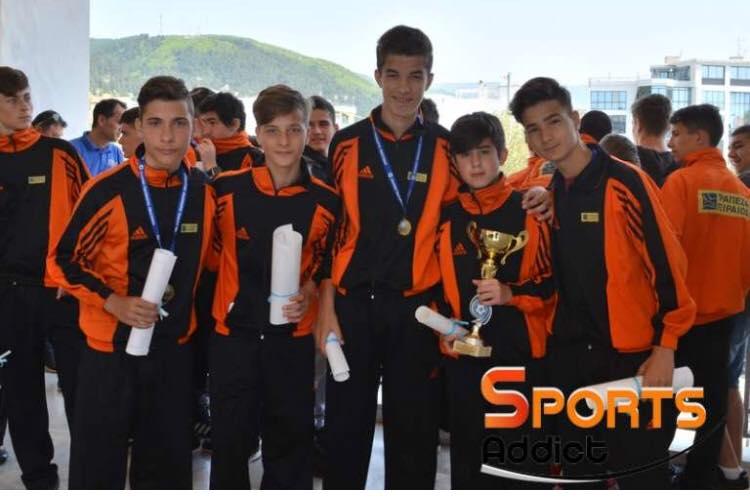 Ένας πρωταθλητής Ελλάδας στο ρόστερ της Αναγέννησης Θαλασσιάς!