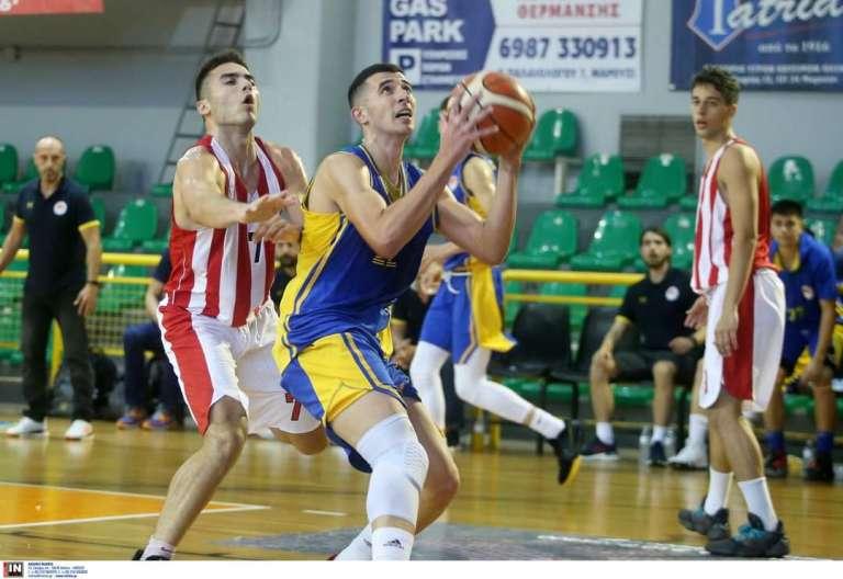 Με MVP τον εκπληκτικό Ευσταθιάδη η μεγάλη νίκη του Περιστερίου επί Ολυμπιακού!
