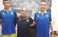 Το ευχαριστώ της οικογένειας Νικολόπουλου στους προπονητές, την Ακαδημία αλλά και τον Βασίλη Τοροσίδη!