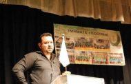 Αμαζόνες και ΑΕ Κομοτηνής αποχαιρέτησαν τον Βασίλη Γκιζάνη