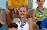 Ασημένια Πανελληνιονίκης στα 100μ. με εμπόδια η 17χρονη Κομοτηναία Γεωργία Γκουτσίδου!