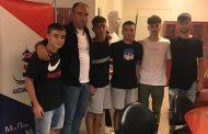 Πέντε πιτσιρικάδες της Νίκης Απαλού ενισχύουν την Αλεξανδρούπολη F.C.!