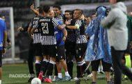 Με Ζίβκοβιτς στα γκολπόστ και Έλληνες σκόρερ η μεγάλη νίκη-πρόκριση του ΠΑΟΚ επί της Μπεσικτάς!