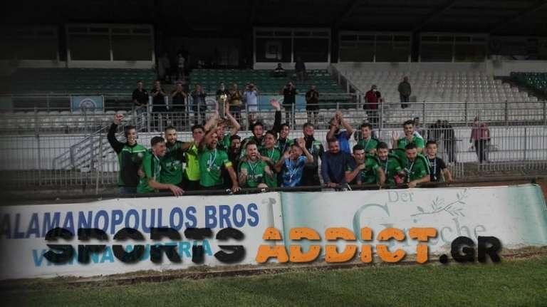 Τα highlights της κατάκτησης του Super Cup ΕΠΣ Θράκης