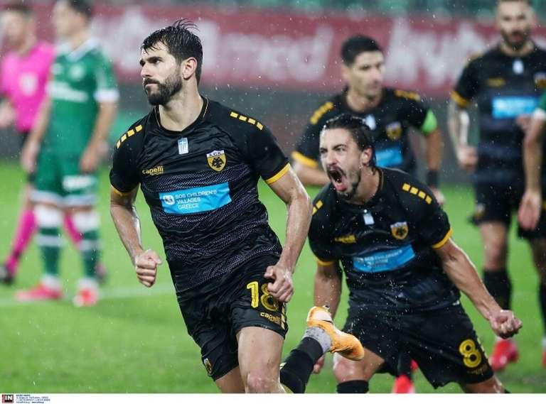 Ζορίστηκε αλλά είχε ουσία η ΑΕΚ στην Ελβετία και πέρασε στα Play Off του Europa League!