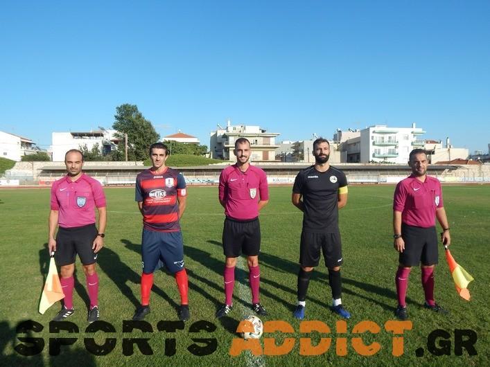 Το photostory του φιλικού Αλεξανδρούπολη FC - Δόξα Δράμας!