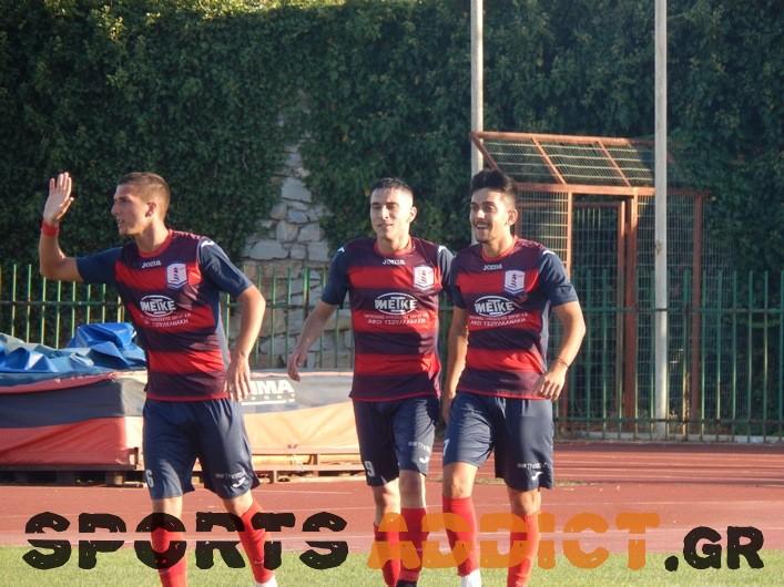 Νίκη απέναντι στην Δόξα Δράμας της Super League 2 για την Αλεξανδρούπολη!