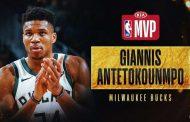Έγραψε ιστορία ο Γιάννης Αντετοκούνμπο που διατήρησε τα σκήπτρα του MVP!