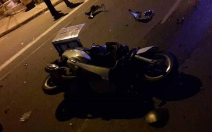 Nεκρός 24χρονος οδηγός delivery στην Ξάνθη σε δυστύχημα με δίκυκλο!