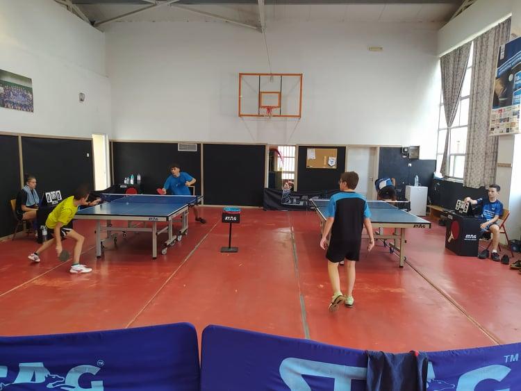 Ολοκλήρωσαν την προετοιμασία τους ενόψει της νέας σεζόν οι αθλητές πινγκ πονγκ του Εθνικού