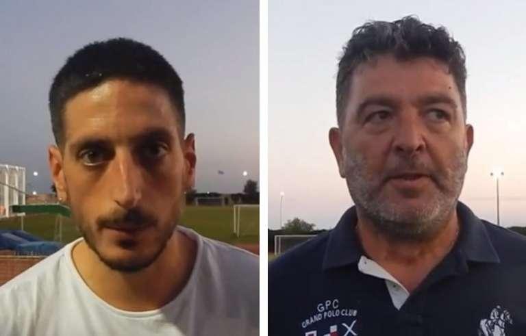 Video: Δηλώσεις των πρωταγωνιστών από το φιλικό Αλεξανδρούπολη - Σάπες