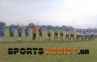 Ματσάρα στο Κατράμιο με πέντε γκολ και πρόκριση για τον Εθνικό Κιμμερίων!