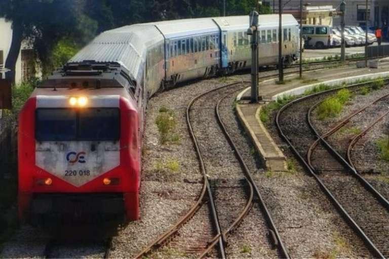 ΟΣΕ: Αποκαταστάθηκε η γραμμή Θεσσαλονίκη - Αλεξανδρούπολη - Ορμένιο