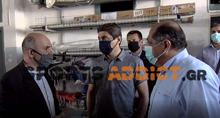 Αυγενάκης: «Τα 3,9 εκ. ευρώ για το νέο γυμναστήριο στην Αλεξ/πολη μένουν αναξιοποίητα εδώ και χρόνια»