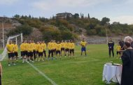 Photos: Αγιασμός ενόψει της νέας αγωνιστικής χρονιάς στην Θράκη Φερών