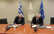 Μνημόνιο Συνεργασίας μεταξύ ΔΠΘ και ΟΑΣΠ