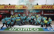 Κλείδωσε το 7ο συνεχόμενο πρωτάθλημα η Mercedes στο 2ο φετινό πόντιουμ του Ricciardo!
