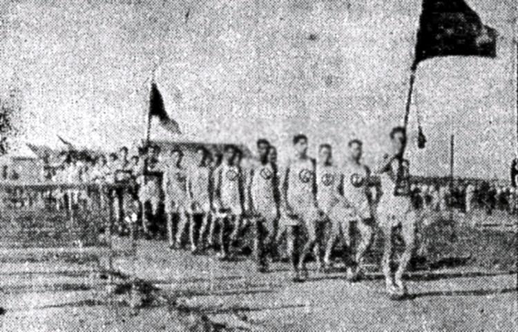 1930: Η κατασκευή του σταδίου και οι πρώτοι αγώνες στίβου στην Αλεξανδρούπολη