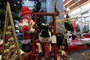 Ανοικτά παρά το lockdown τα καταστήματα πώλησης χριστουγεννιάτικων ειδών!