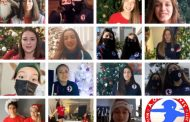 Οι Αμαζόνες μας λένε καλά Χριστούγεννα και ευτυχισμένο το νέο έτος! (video)