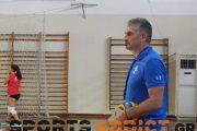 Ο Μάκης Δημητριάδης στηρίζει την παράταξη «Όλοι μαζί για το βόλεϊ»