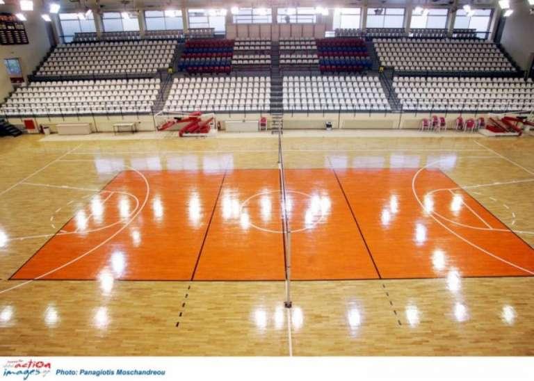 Νέο κλειστό γυμναστήριο στο Τυμπάκι των 5.000 κατοίκων. Στην Αλεξ/πολη των 70.000 τι;