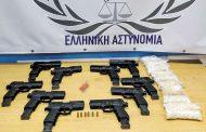 Έβρος: Κατάσχεση όπλων... made in Turkey!
