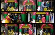 Τα ξεχωριστά Χριστούγεννα του Ορφέα και το ευχαριστώ των παικτών στον Μπάμπη Χατζημεστή!(+pics)