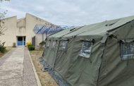Σκηνές για την υποδοχή των κρουσμάτων COVID-19 έστησε ο Στρατός στο Νοσοκομείο Ξάνθης!
