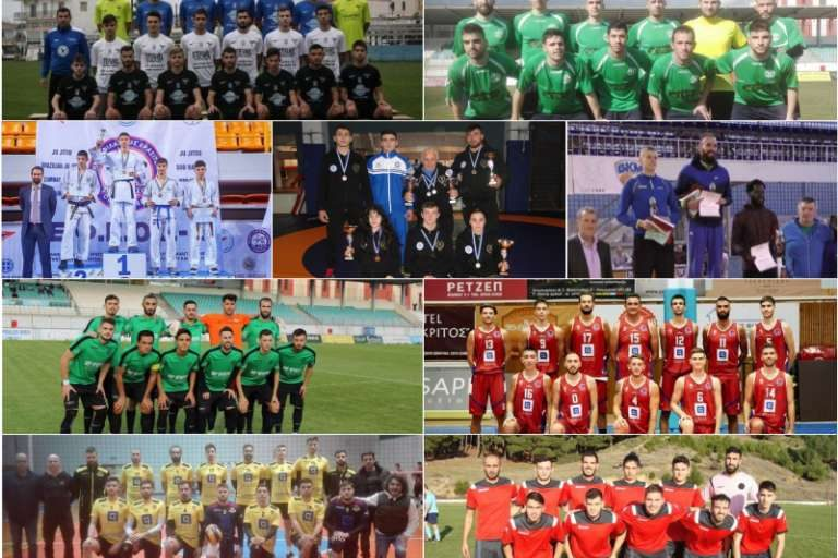 Ροδόπη: Οι 10 κορυφαίες στιγμές στον αθλητισμό του νομού για το 2020!