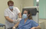 Στην Αλεξανδρούπολη ο πρώτος εμβολιασμός νοσηλεύτριας στην ΑΜ-Θ!