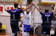 Volley League: 2 στα 2 η Κηφισιά του Κοντοστάθη, με νίκη επί του Μίλωνα των Ανδρεάδη & Δαρίδη
