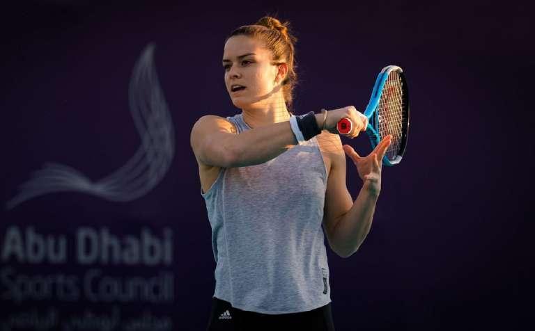 Κέρδισε την Κένιν και πέρασε στα ημιτελικά του Abu Dhabi Open η Σάκκαρη!