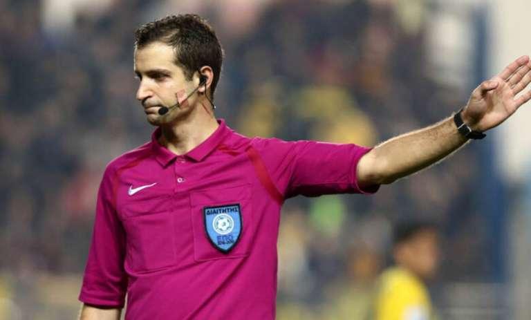 Super League 2: Ο Σκουλάς στο Διαγόρας - Ξάνθη! Οι διαιτητές της 2ης αγωνιστικής σε play off & out