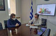 Γήπεδα 5x5 θα κατασκευαστούν σε Κέχρο και Λύκειο στον Δήμο Αρριανών!