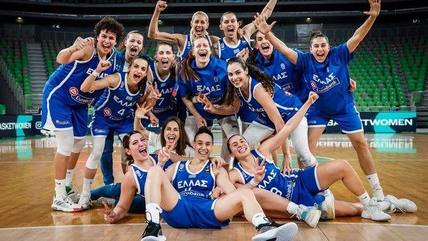 Βουλγαρία - Ελλάδα 55-73: Η Φασούλα έστειλε την Εθνική στο EuroBasket 2021!