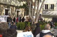 Με αποδοκιμασίες η άφιξη Μηταράκη στην Ορεστιάδα - Ισχυρό «ΟΧΙ» του κόσμου για το ΚΥΤ Φυλακίου