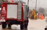 Έβρος: Η κακοκαιρία «χτύπησε» και πάλι - Συγκλονιστικές εικόνες από πλημμυρισμένες περιοχές
