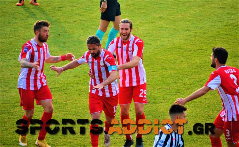 Video: Το εκπληκτικό γκολ του Τάτου που χάρισε τη νίκη στην Ξάνθη κόντρα στην Ιεράπετρα!